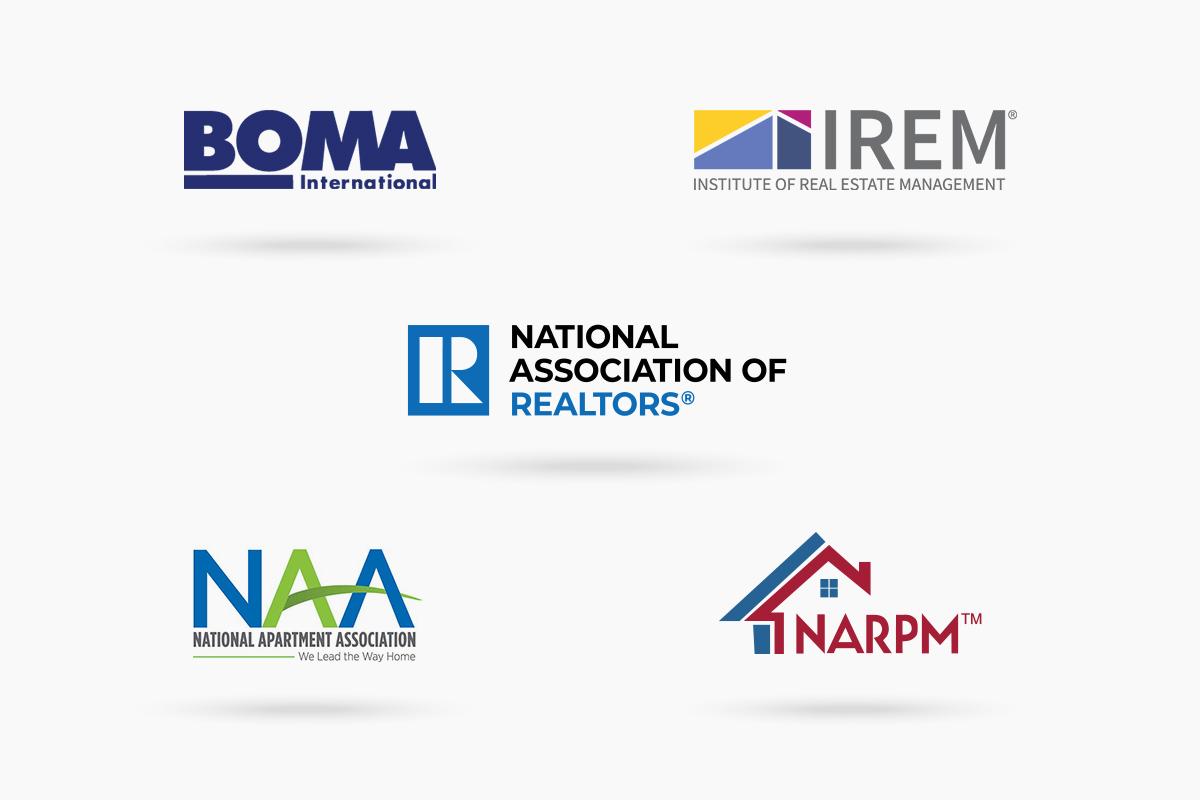Logos property management associations