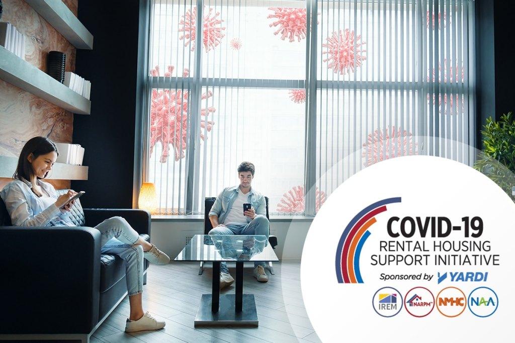 Yardi COVID-19 rental housing support initiative